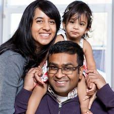 Jyoti And Tushar - Uživatelský profil