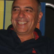 Claudio的用戶個人資料