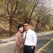 Perfil do usuário de Kwang Hyoung