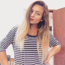 Profil utilisateur de Ana Karolina