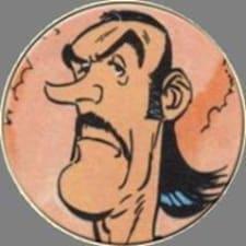 Användarprofil för Benoît