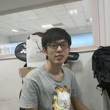 Användarprofil för 磊