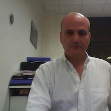 Användarprofil för Giampiero