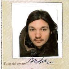 Niccolo的用戶個人資料