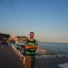 Balázs felhasználói profilja