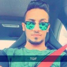 Perfil do usuário de Raed