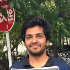 โพรไฟล์ผู้ใช้ Satyam