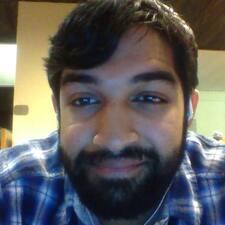 Perfil do utilizador de Ajay