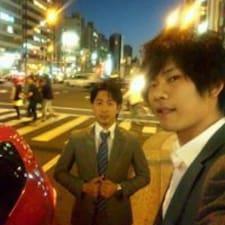 Masahiro is the host.