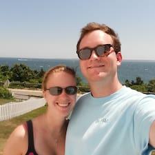 Kyle & Amy - Uživatelský profil