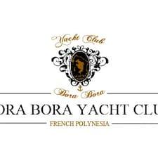 Bora Bora é o anfitrião.