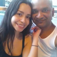 Raj & Cecilia User Profile