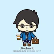 Li-Huan的用戶個人資料