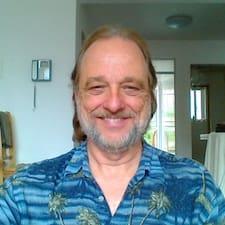Henkilön Brett käyttäjäprofiili