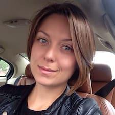 Profil utilisateur de Yuliya
