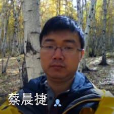 Gebruikersprofiel Chenjie
