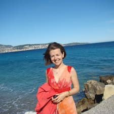 Buzila User Profile