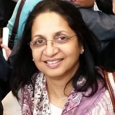 Shruti felhasználói profilja
