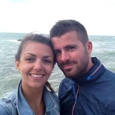 Profil utilisateur de Alexandra & Christophe