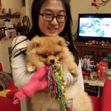 Hui Ju felhasználói profilja