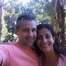 Chris & Sahar - Uživatelský profil