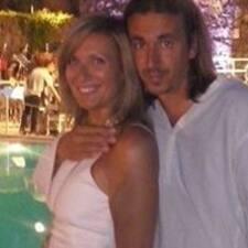 Piero & Laura ist der Gastgeber.