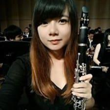 Profil utilisateur de Yi-Ju