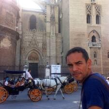 Profilo utente di Pedro Iván
