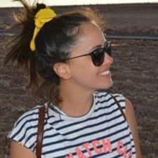 Profil utilisateur de Soraia