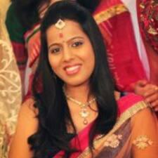 Profil Pengguna Akanksha