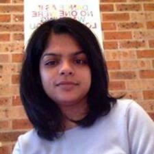Soniya felhasználói profilja