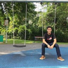 Wei Jie User Profile