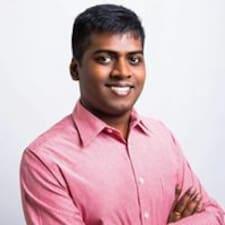 Nutzerprofil von Shanmugam