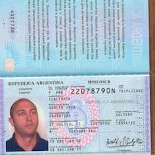 Adolfo Juan Kullanıcı Profili