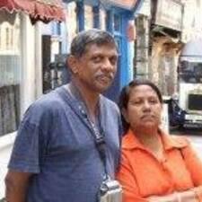 Profil utilisateur de Damayanthi