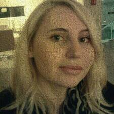 Profil utilisateur de Maeva