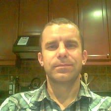 Profil Pengguna Francois