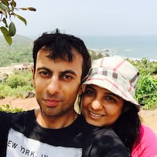 Karan & Vrinda User Profile