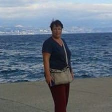 Profil utilisateur de Jadranka