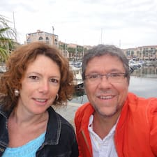 Profil Pengguna Joel & Valerie
