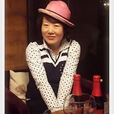 Profil utilisateur de Hyeryung