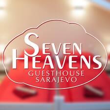 SevenHeavens is the host.
