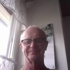 Henkilön Bengt käyttäjäprofiili