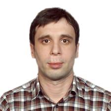 Zamyatin User Profile