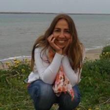 Mariel felhasználói profilja