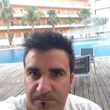 Fernando on majoittaja.