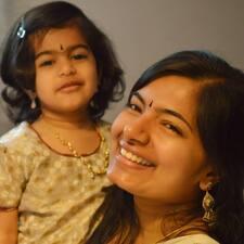 Reshmi felhasználói profilja