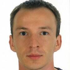 Jarosław felhasználói profilja