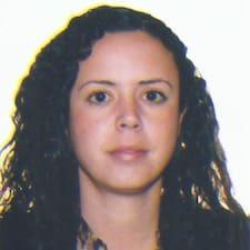 Användarprofil för Rocío