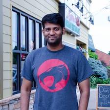 Ashwin Kumar User Profile